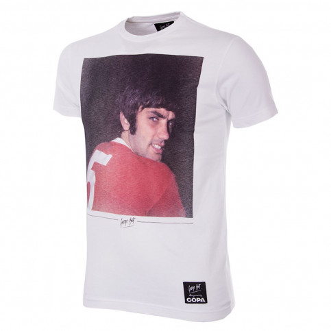 George Best Old Trafford T-Shirt