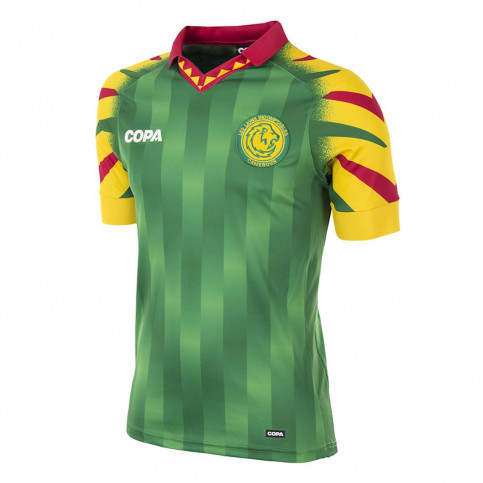 Cameroon Football Shirt
