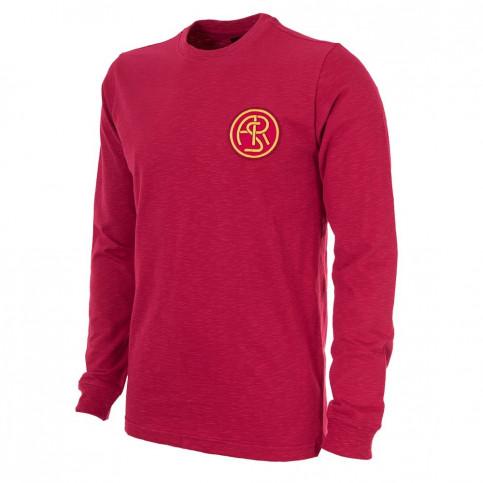 AS Roma 1941-42 Long Sleeve Retro Football Shirt