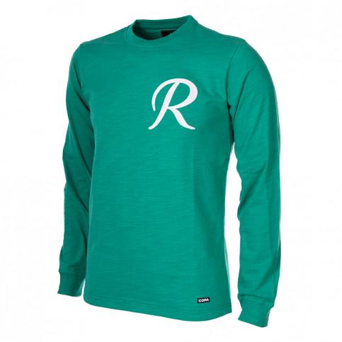SK Rapid Wien 1956 / 1957 Long Sleeve Retro Football Shirt