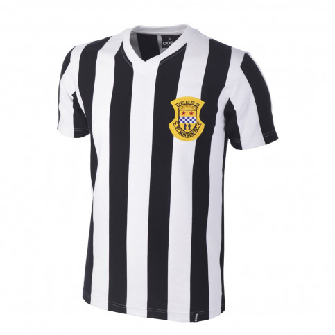 St. Mirren 1959 Short Sleeve Retro Football Shirt