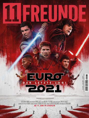 11FREUNDE Ausgabe #235 - EM-Sonderheft 2021