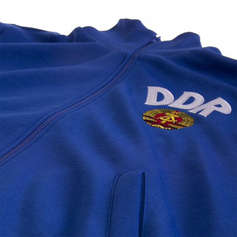 DDR 1970's Retro Football Jacket - COPA - 11FREUNDE SHOP