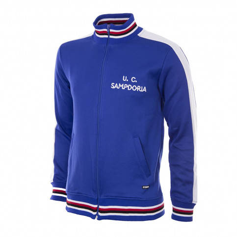 U. C. Sampdoria 1979 - 80 Retro Football Jacket