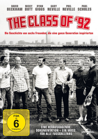 The Class of ´92 - 11FREUNDE SHOP - Fußball Fim DVD