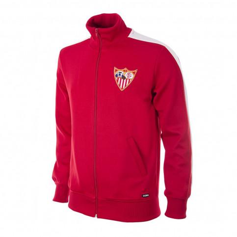 Sevilla FC 1970 - 71 Retro Football Jacket