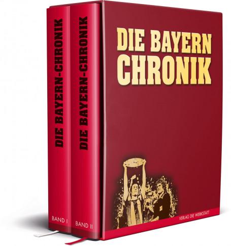 Die Bayern-Chronik - Fußballbuch - 11FREUNDE SHOP