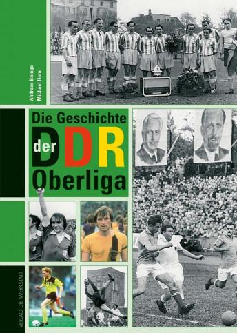Die Geschichte der DDR-Oberliga - Fußballbuch - 11FREUNDE SHOP