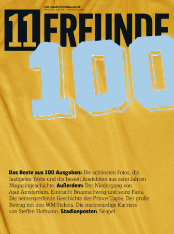 11FREUNDE Ausgabe #100