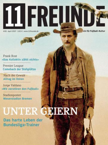 11FREUNDE Ausgabe #065