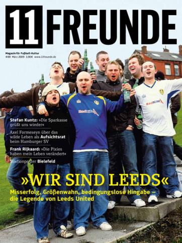 11FREUNDE Ausgabe #088