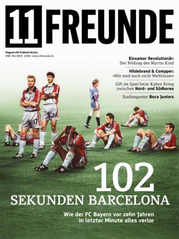 11FREUNDE Ausgabe #090