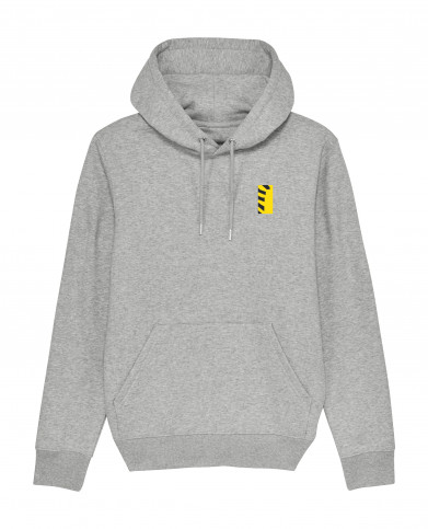 Hoodie - Dortmund Clash (Fairwear & Bio-Baumwolle) - Design: Hands Of God