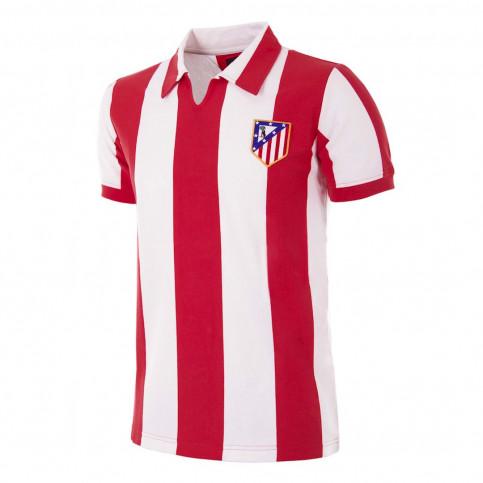 Atletico de Madrid 1970 - 71 Retro Football Shirt