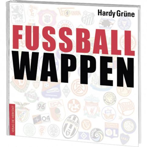 Fussballwappen - Fußballm Buch - 11FREUNDE SHOP