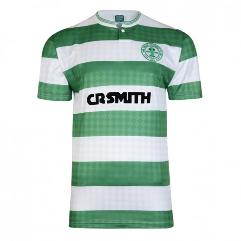 Celtic Glasgow Trikot 1988 - Celtic FC - Retrotrikot Score Draw - 11FREUNDE SHOP