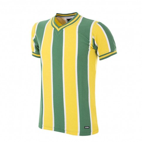 FC Nantes 1965 - 66 Retro Football Shirt