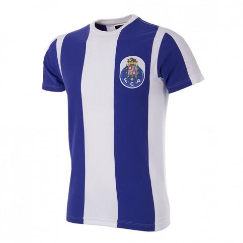 FC Porto Retro T-Shirt | White - Blue