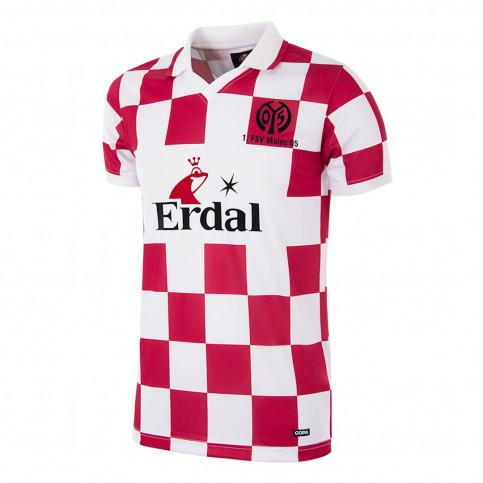 FSV Mainz 05 1996 - 97 Retro Football Shirt