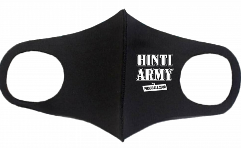 FUSSBALL 2000 Maske: Hinti Army