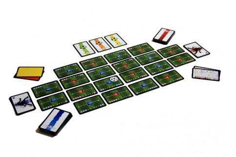 Taktik-Kartenspiel: HAT-TRICK (Basisspiel) - 11FREUNDE SHOP