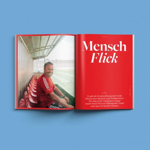 11FREUNDE Chronik 2020 - Heft bestellen