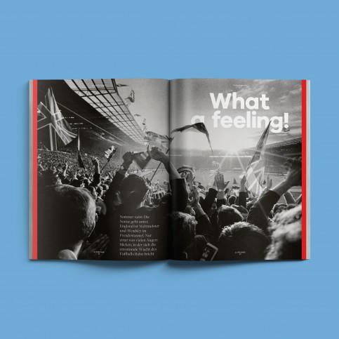 11FREUNDE Ausgabe #222 - Ausgabe von Mai 2020