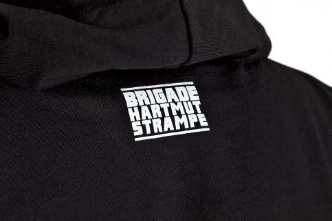 Referees Welcome - Brigade Hartmut Strampe - Kapuzenpullover - 11FREUNDE SHOP