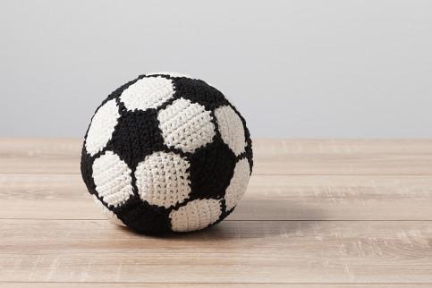 Smallstuff Fodbold (gehäkelter Baby-/Kinderfußball) - 11FREUNDE SHOP