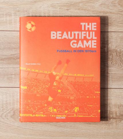 The Beautiful Game. Fußball in den 1970ern - Buch Bildband - 11FREUNDE SHOP