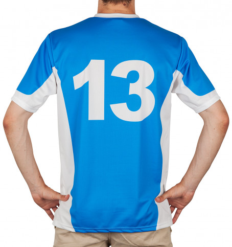 Designvorschlag - Männer-Trikot mit 11FREUNDE - Konfigurator - 11FREUNDE SHOP