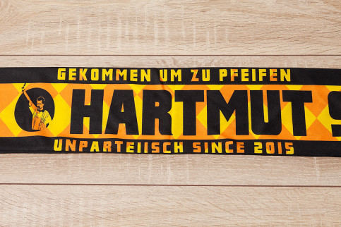 Schal: Brigade Hartmut Strampe - 11FREUNDE SHOP