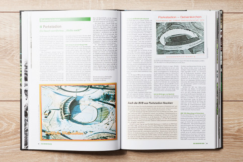 Es war einmal im Stadion - Verschwundene Kultstätten des Fußballs - Buch Fußball - 11FREUNDE SHOP