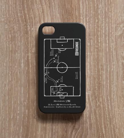 Maradona 1986  - Smartphonehülle - 11FREUNDE SHOP