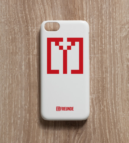 Pixel-Wappen: Mainz- Smartphonehülle - 11FREUNDE SHOP