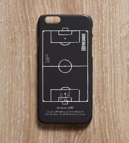 Smartphonecase - Marc Wilmots FC Schalke 04 - UEFA Cup 1997