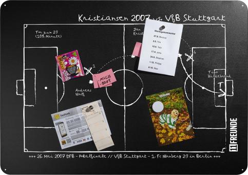 Magnettafel: Kristiansen 2007