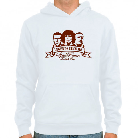 Legends like me Hoodie