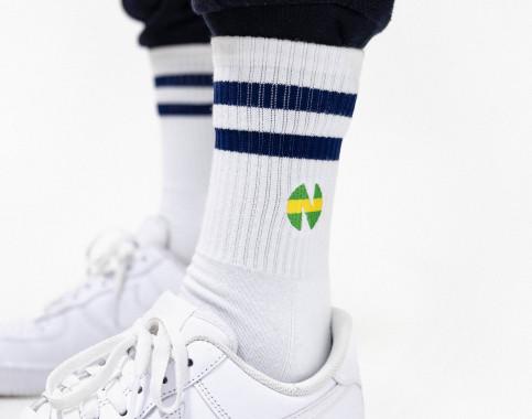 L&L – Nankatsu Stripes – Sport Socks