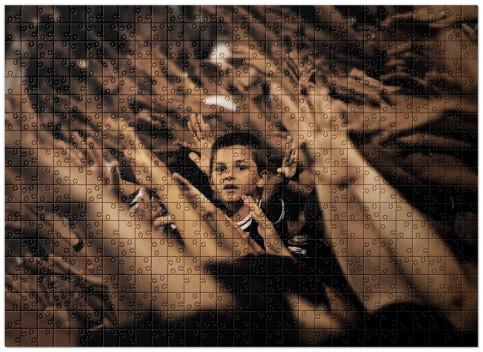 Puzzle: Young Corinthians Fan (2)