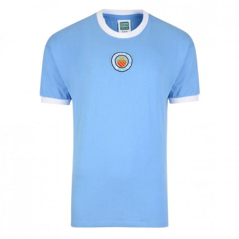 Manchester City Trikot 1970 Away Nr.8 - Score Draw Retro Trikot - Fußball Fan Artikel - 11FREUNDE SHOP