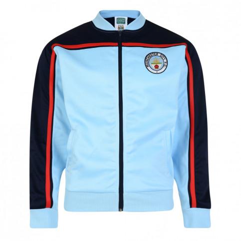 Manchester City Trainingsjacke 1982 - Score Draw Retro Football - Fußball Fan Artikel - 11FREUNDE SHOP