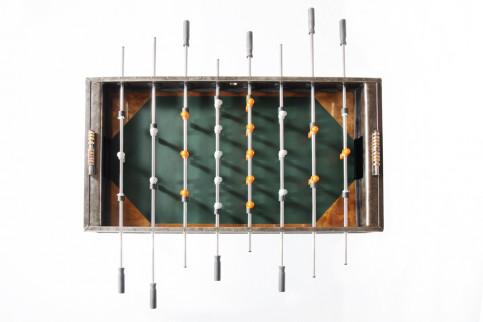 Plagwitz und Plagwitz 30 dB - Edel-Tischkicker von max hap - 11FREUNDE SHOP