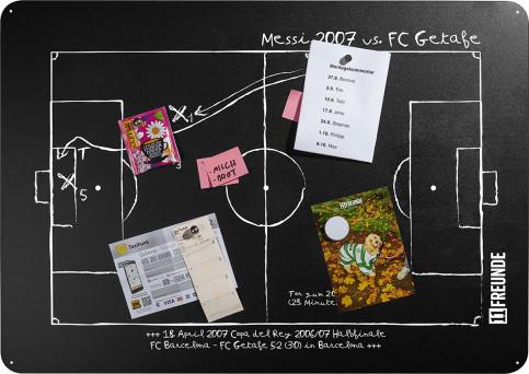 Magnettafel: Messi 2007 - 11FREUNDE SHOP