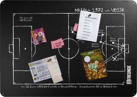 Magnettafel: Müller 1972 - 11FREUNDE SHOP