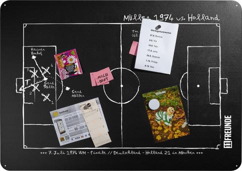 Magnettafel: Müller 1974 - 11FREUNDE SHOP