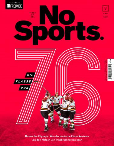 NoSports Ausgabe #09