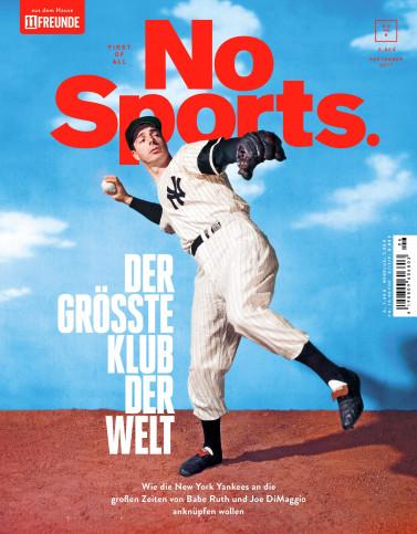 NoSports Ausgabe #06