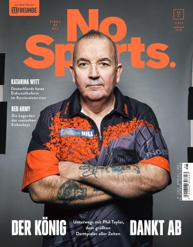 NoSports Ausgabe #08