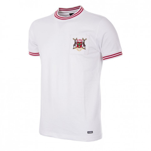 Nottingham Forest 1966-1967 Short Sleeve Retro Shirt